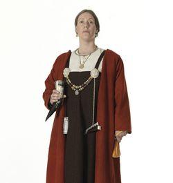 Kvindeliv i den tidlige middelalder | kan bookes fra oktober til april