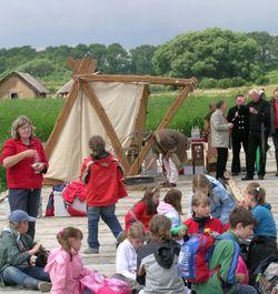 Ud i vikingernes verden – til søs  kan bookes fra april til oktober