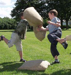 Barndom og leg i middelalderen
