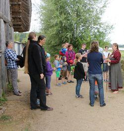 Gudevandring – sagn og myter fra vikingetiden