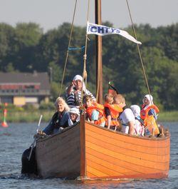 Das Schleswiger Jesusboot