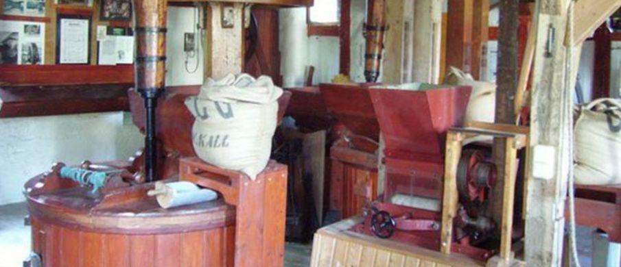 Wassermühle Schaalby