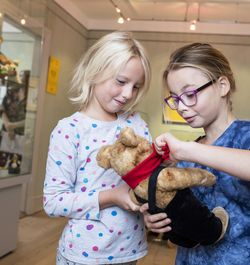 Rund um den Teddybären (Teddy Bär Haus)
