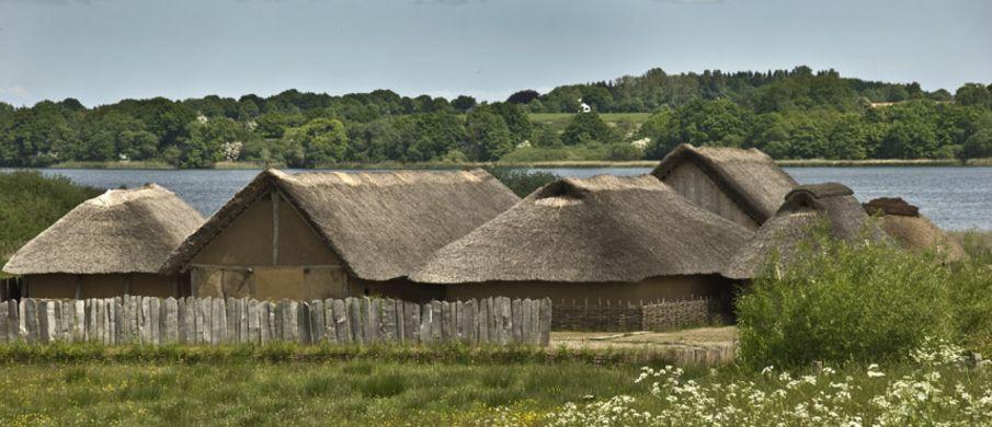 Vikingmuseum Haddeby/Vikinghuse Haddeby