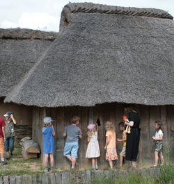 På spor af vikingerne – med midgårdsormen